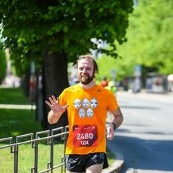 Tet Riga Marathon - Vladimir Malyshkin (2480)