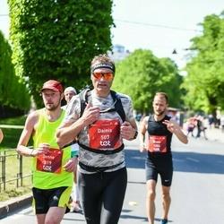 Tet Riga Marathon - Dainis Saukāns (507), Janne Aumo (819)