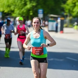 Tet Riga Marathon - Krystsina Balandzina (1537)
