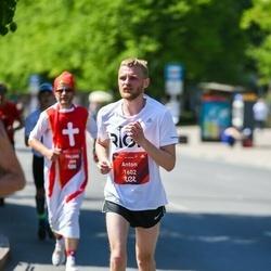 Tet Riga Marathon - Anton Rudoi (1602)