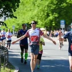 Tet Riga Marathon - Mieszko Mazurek (1318)