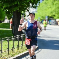 Tet Riga Marathon - Mārtiņš Bērziņš (838)