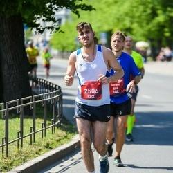 Tet Riga Marathon - Mykhailo Rangaiev (2506)