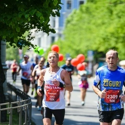 Tet Riga Marathon - Raphael Grohmann (1002), Ainārs Miņins (2309)
