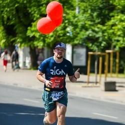 Tet Riga Marathon - Dāvis Poliņš (2161)
