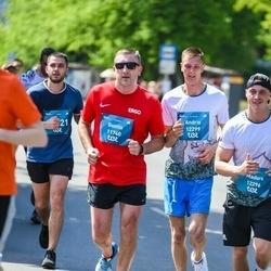 Tet Riga Marathon - Guntis Podračiks (11740), Andris Savinovs (12299)