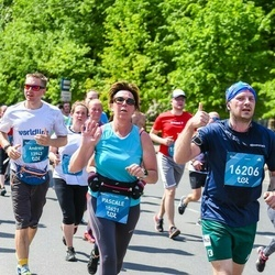 Tet Riga Marathon - Pascale Boulou (10621), Alexey Anisimov (16206)