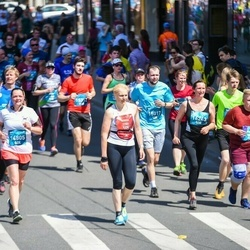 Tet Riga Marathon - Alena Blokhina (1786), Inese Vaivode (14805), Rihards Skrebelis (15017), Dace Vainio (16243)