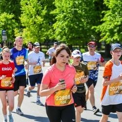 Tet Riga Marathon - Elvira Garipova (22888)