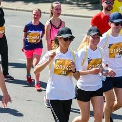 Tet Riga Marathon - Kacuori Jurševica (20742), Gaida Feldberga (21358)