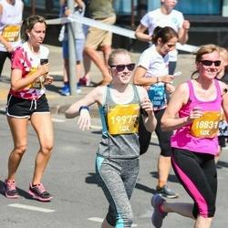 Tet Riga Marathon - Inga Jēče (18831), Alise Jēča (19977)