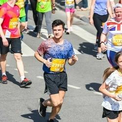 Tet Riga Marathon - Aggelos Eleftherios Pezodromos (27913)