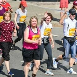 Tet Riga Marathon - Gunta Čakstiņa (23395), Agne Savicka (27573)