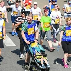 Tet Riga Marathon - Rita Zirne (18173), Gatis Rakeckis (24326)