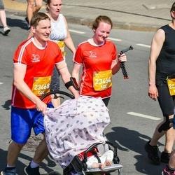 Tet Riga Marathon - Aiga Ansfelde (23454), Evita Apsīte (23468)