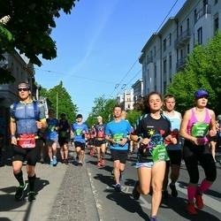 Tet Riga Marathon - Ameli Mazure (4055), Vladimirs Hohrjakovs (5921)