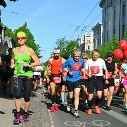 Tet Riga Marathon - Aigars Vītiņš (363), Arkadiusz Osiak (1212), Urmas Lorvi (1332)