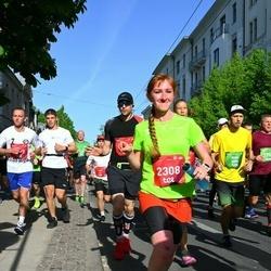 Tet Riga Marathon - Alexandr Zhidelev (2293), Natālija Treulande (2308)