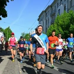 Tet Riga Marathon - Aulo Aasmaa (704), Aigars Cibuļskis (759), Werner Leemans (1685), Agris Kamenders (7504)