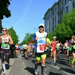 Tet Riga Marathon - Meidan Shenkman (1990), Otmar Witzko (1996), Emma Walfridsson (5849)
