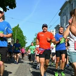 Tet Riga Marathon - Dzintars Dūdiņš (1590), Gunārs Sadovskis (3471), Friedrich Scheibe (3733)