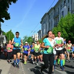 Tet Riga Marathon - Rinalds Graudiņš (4566), Alise Gaidule (6063)