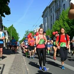 Tet Riga Marathon - Viia Kaldam (4060), Anastasiia Soloveva (4307)