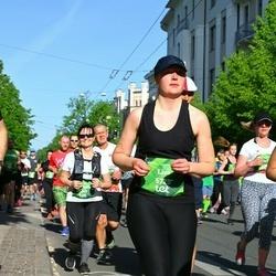 Tet Riga Marathon - Līva Černoglazova (5725), Genovaitė Beniulienė (6549)