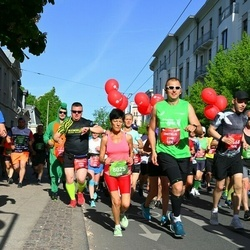 Tet Riga Marathon - Alexander Mineev (1366), Dmitrijs Perlovs (2198), Rasa Bukonte (8025)