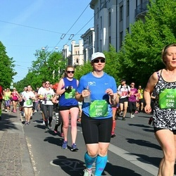 Tet Riga Marathon - Evelin Rõuk (5791), Dita Krastiņa (7215)