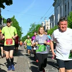Tet Riga Marathon - Aleksandrs Kotelovics (2129), Alīna Rogačeva (5315)