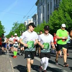 Tet Riga Marathon - Adrians Fedulovs (6893), Aksels Audze (6894)
