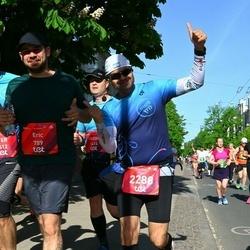 Tet Riga Marathon - Eric Kachko (789), Ofir Eliaz (2288)