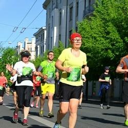 Tet Riga Marathon - Eliane Claudel (3864), Alla Shevchenko (4015), Kārlis Kalniņš (5230)