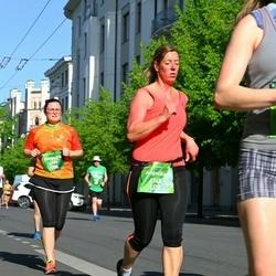 Tet Riga Marathon - Angelika Dominitzki (4748), Margarita Podkhaliuzina (6789)