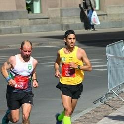 Tet Riga Marathon - Jānis Vītiņš (1271), Flavio Nunes (1530)