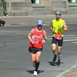 Tet Riga Marathon - Alan Joseph Gerard Duffy (586), Aliaksandr Navitski (1790)