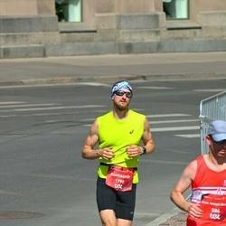Tet Riga Marathon - Aliaksandr Navitski (1790)