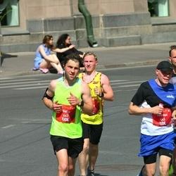 Tet Riga Marathon - Agris Hatko (259), Gatis Ozols (647)