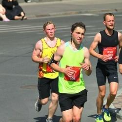 Tet Riga Marathon - Agris Hatko (259), Gatis Ozols (647), Bram Hoestra (1203)