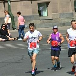 Tet Riga Marathon - Alex Zernov (977), Ivan Klevakin (1496)