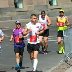Tet Riga Marathon - Alex Zernov (977), Liakh Serhii (1390)