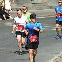 Tet Riga Marathon - Shmuel Laufer (1413), Aigars Strods (1788)