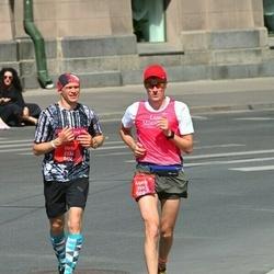 Tet Riga Marathon - Aigars Cibuļskis (759), Ģirts Strautnieks (2134)