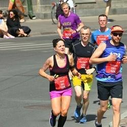 Tet Riga Marathon - Ieva Zirne (302), Gerhard Helletzgruber (1254)