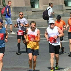 Tet Riga Marathon - Valentyn Shevchuk (256), Alexandre Huffenus (877)