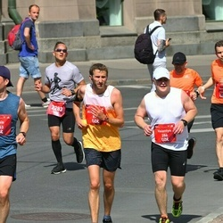 Tet Riga Marathon - Valentyn Shevchuk (256), Alexandre Huffenus (877), Andris Rēders (2283)