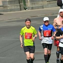 Tet Riga Marathon - Alexander Burdyga (418), Lev Lubenskiy (894)