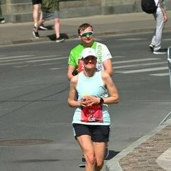 Tet Riga Marathon - Vita Lūciņa (747), Gatis Bērziņš (2325)