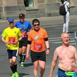 Tet Riga Marathon - Teo Mulder (361), Andrzej Wilman (2437)